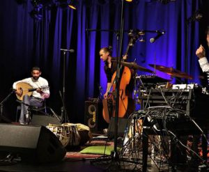 17.7. Fadhel Boubaker Quartett